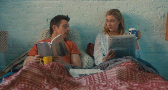 Maggie's Plan (Ethan Hawke & Greta Gerwig)