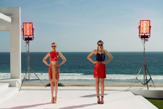 The Neon Demon (Bella Heathcote & Abbey Lee)