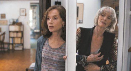 L'Avenir (Isabelle Huppert & Edith Scob)