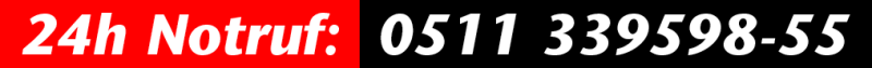 24h Buttersäure Notruf: 0511-339598-55