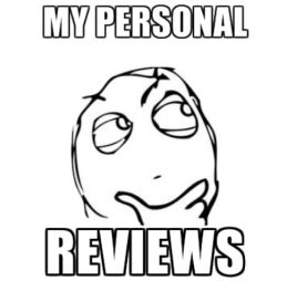 my personal reviews
