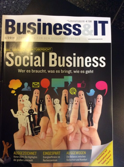 Social Business is not only Social Enterprise Networks and Social CRM