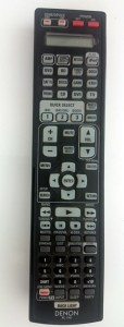 Horror Denon Remote
