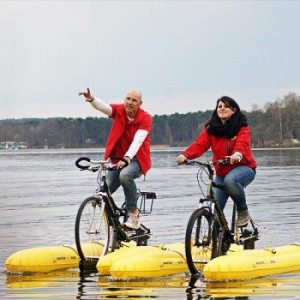Water-Mountain-Bike
