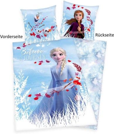 Schöner träumen mit Elsa und Anna