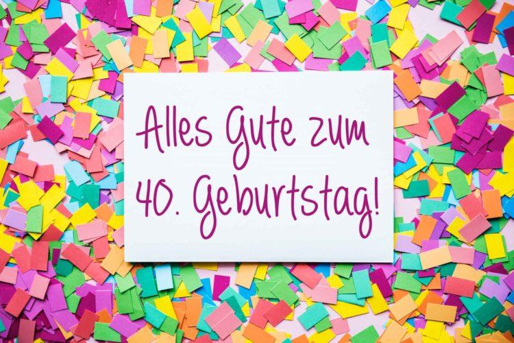 Originelle Geschenkideen Zum 40 Geburtstag Fur Manner