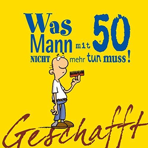 Männergeschenk 50 Geburtstag Zum Schmunzeln