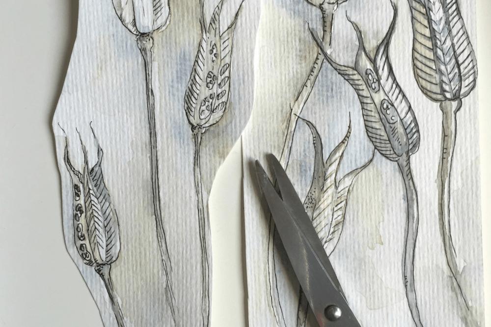 Hast Du auch Angst Dein Skizzenbuch zu versauen? – 5 Ansätze, die mir geholfen haben meine Furcht zu überwinden
