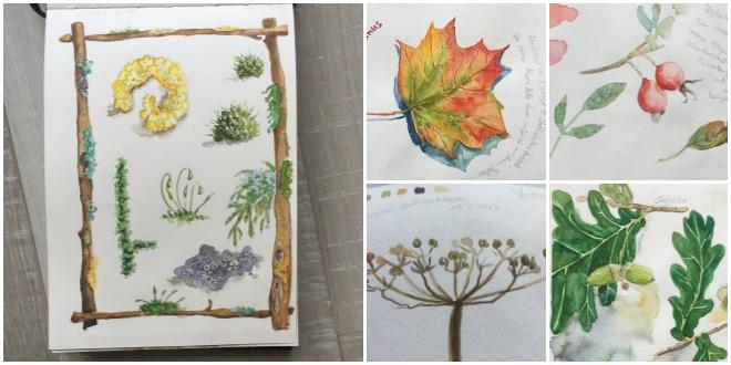 collage-skizzenbuch-herbst