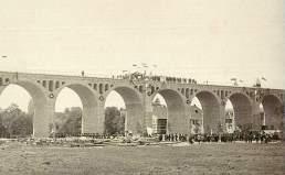 Eröffnung der Bahnstrecke 18.06.1894