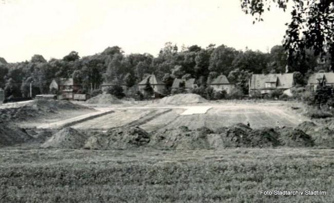 1965 Wohnungsbau Oberilm