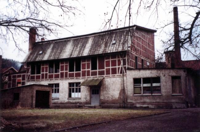 Postsaal Stadtilm