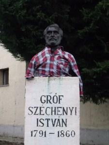 Graf István Széchenyi im Karohemd, Quelle: http://www.origo.hu/itthon/20160218-orban-viktor-is-kockas-ingben.html