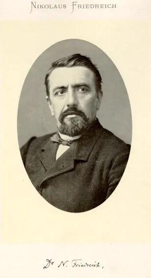 Nikolaus Friedreich; Quelle: america.pink
