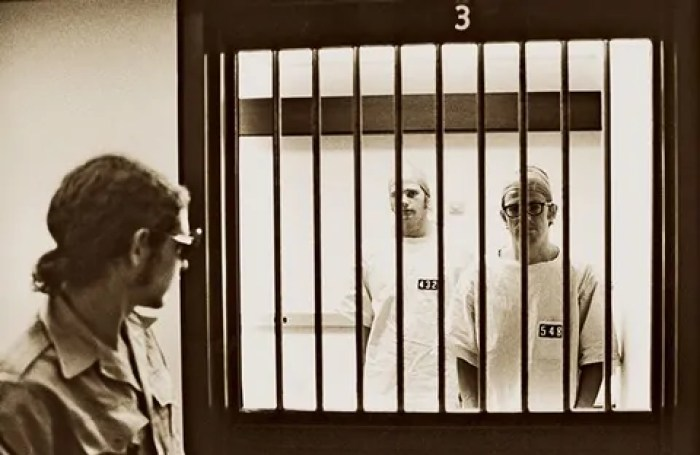 The Stanford Prison Experiment, 1971; Bild: Chuck Painter / The Crime Museum