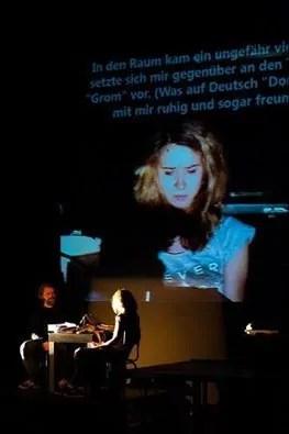 """Theatre of Displaced People, """"Plen"""" (Gefangenschaft), 2016,"""