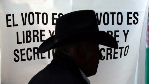 Mexiko steht vor einem Richtungswechsel