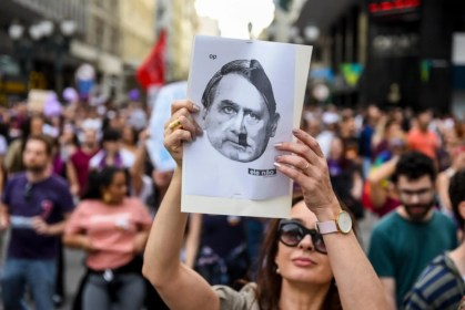 How Fascism Went Digital: A Historian's Perspective on Bolsonaro's Victory in Brazil