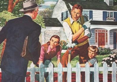 Demokratie ist machbar, Herr Nachbar! Warum gute Nachbarn nicht automatisch gute Bürger sind