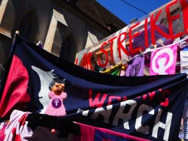Über die Begriffe hinausdenken: Weshalb Schweizer Frauen* streiken
