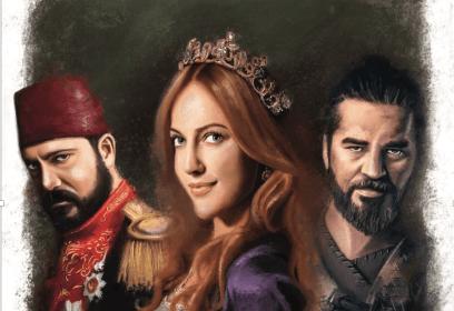 """Türkisch-arabisches """"Game of Series"""": Geopolitik auf der Leinwand"""