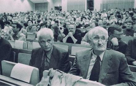 Die (un)bedingte Universität. Derridas Vortrag nach zwanzig Jahren