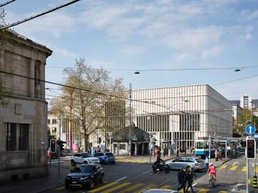 Heimsuchungen am Heimplatz. Wie der Waffenfabrikant Emil G. Bührle in Zürich Kulturpolitik betrieb