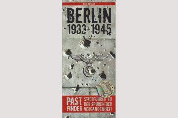 """Cover """"Pastfinder Berlin 1933 - 1945"""""""