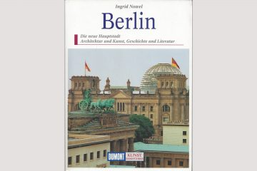 Cover Kunst-Reiseführer Berlin, 4. Auflage 2005