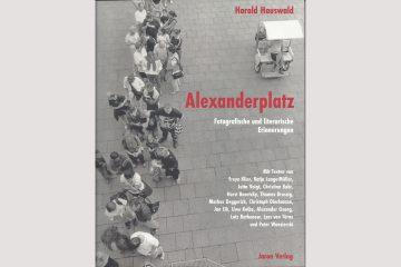 Cover Harald Hauswald: Alexanderplatz