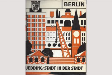 "Cover ""Wedding, Stadt in der Stadt"""