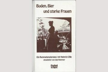 """Cover """"Buden, Bier und starke Frauen"""""""