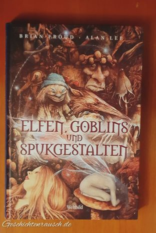 Elfen, Goblins & Spukgestalten - Cover
