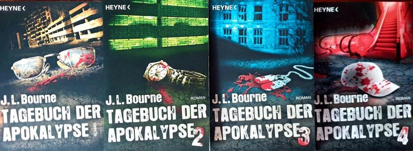 Tagebuch der Apokalypse von J. L. Bourne