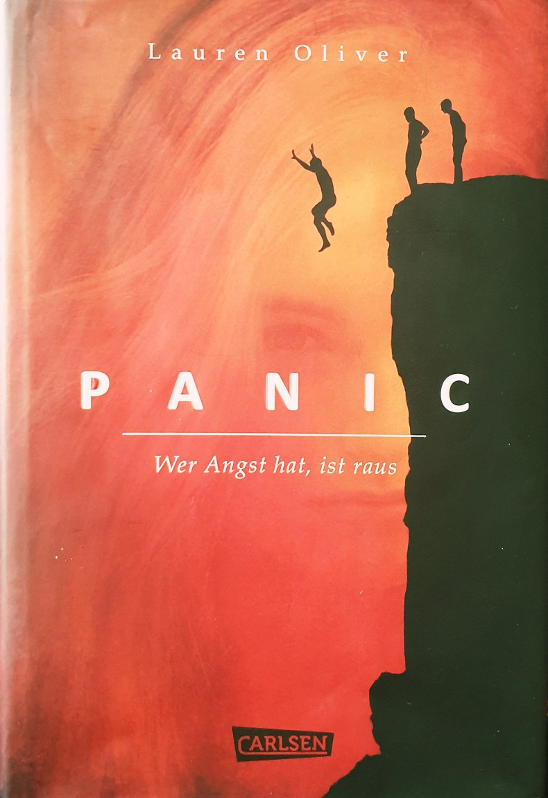 Panic - Wer Angst hat, ist raus Book Cover