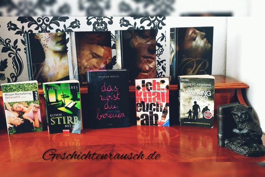 August Bücher - 100-Bücher-im-Jahr-Challenge.
