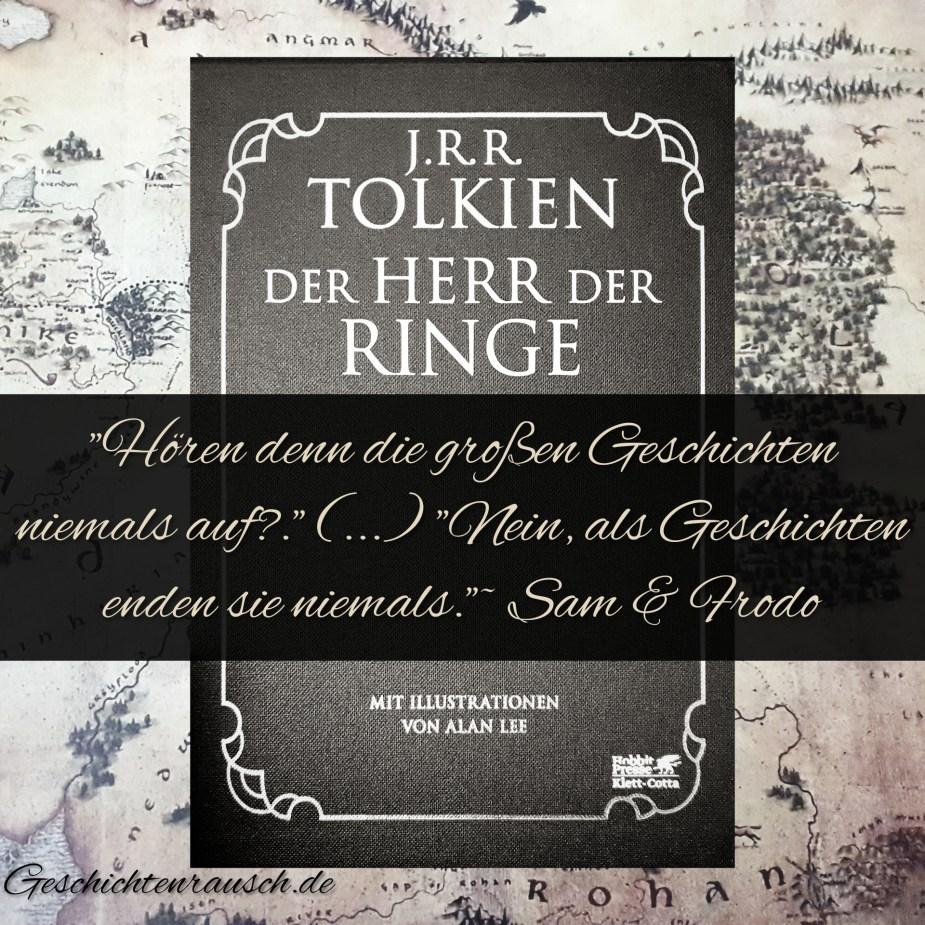 Zitat - Herr der Ringe - Sam & Frodo