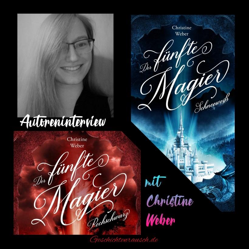 Autoreninterview Christine Weber