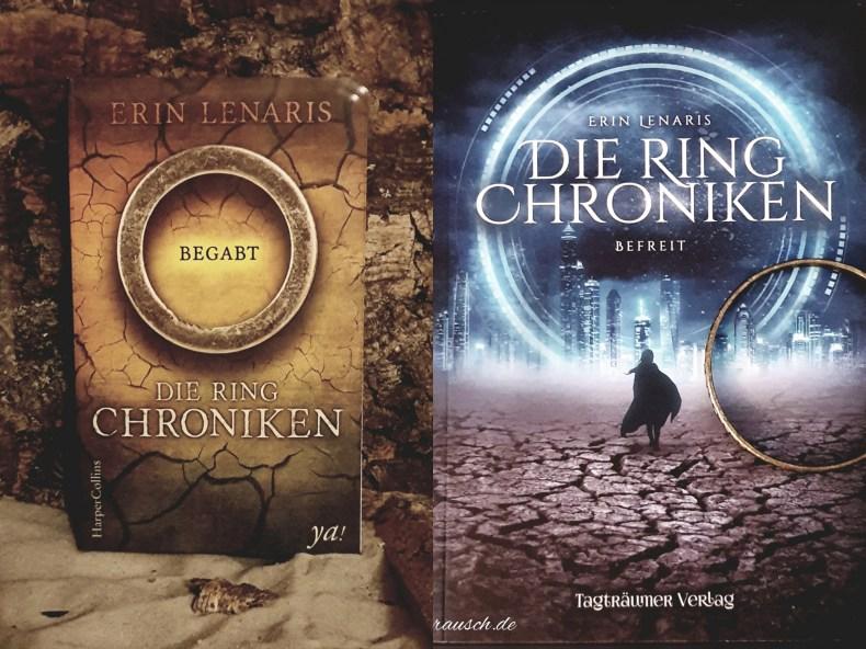 1) Begabt; 2) Befreit Book Cover