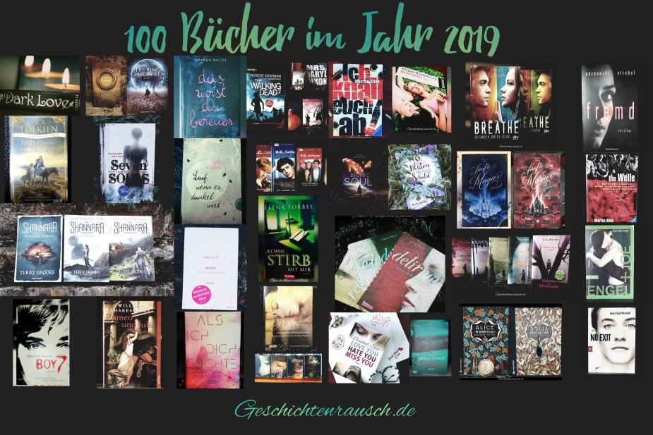 50/100 Büchern 2019