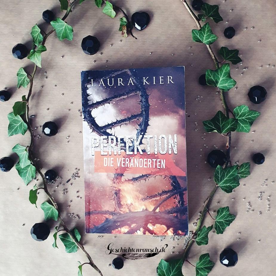 Cover von Perfektion - Die Veränderten von Laura Kier