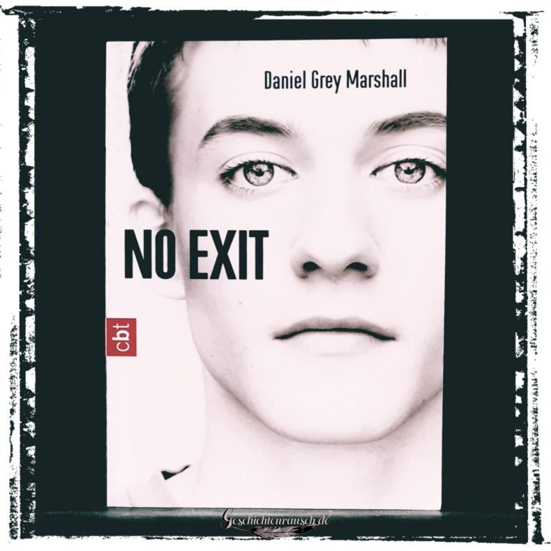No Exit Book Cover