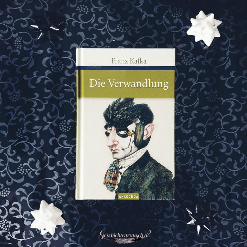 Cover von Die Verwandlung von Franz Kafka