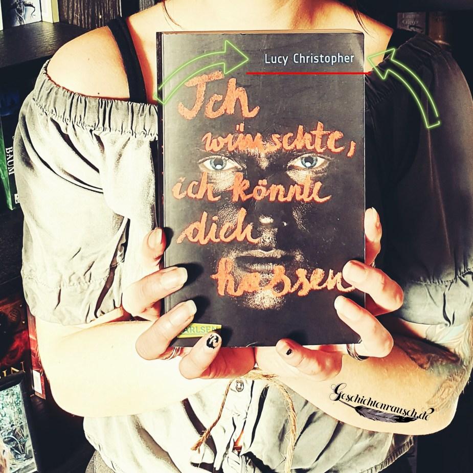 """Autorenvorstellung zu """"Ich wünschte, ich könnte dich hassen"""" von Lucy Christopher-1"""