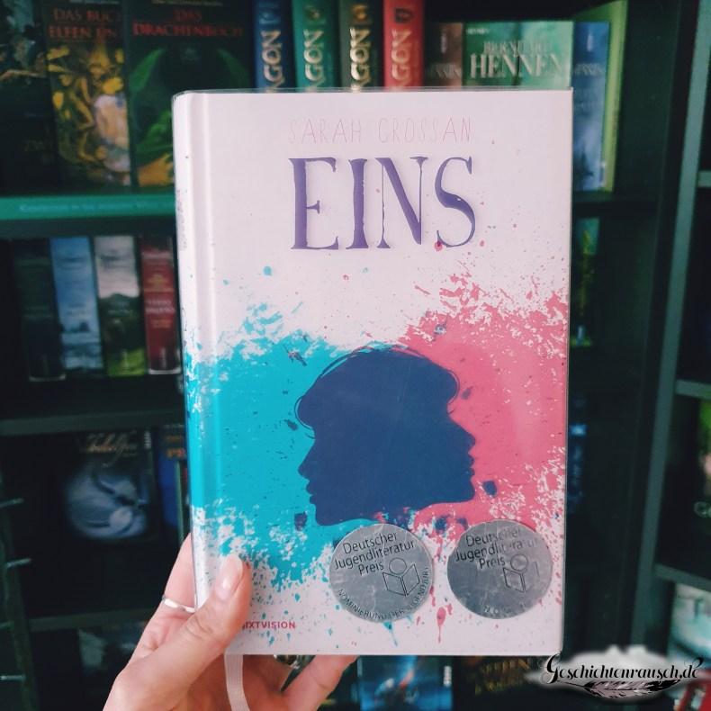 Cover von Eins von Sarah Crossan