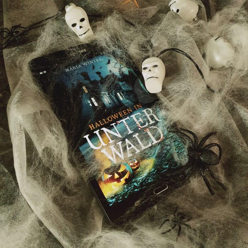 Cover von Halloween in Unterwald von Maria Winter