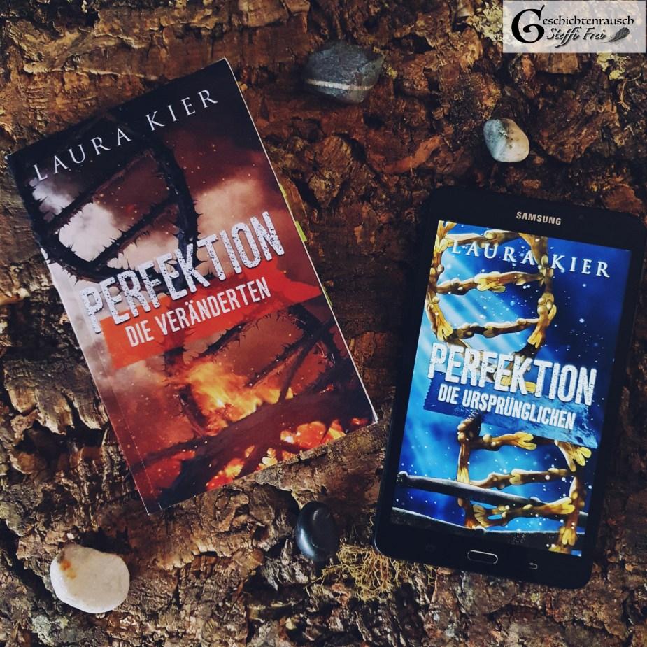 Perfektion-Dilogie von Laura Kier