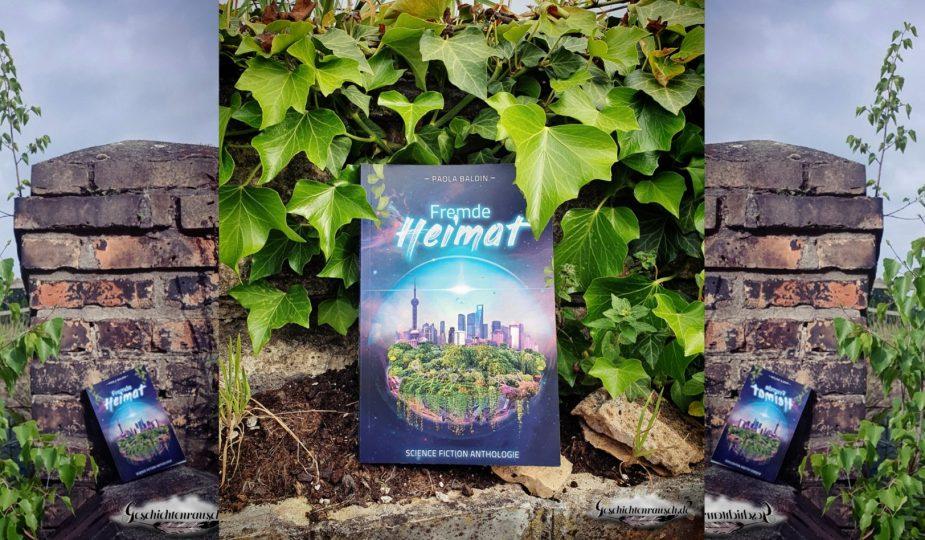 Buchvorstellung zu Fremde Heimat von Paola Baldin