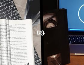 Buch vs. Film