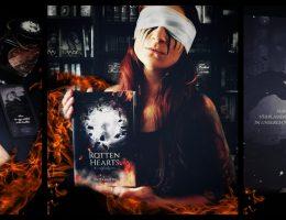 Buchvorstellung zu Rotten Hearts von Paola Baldin